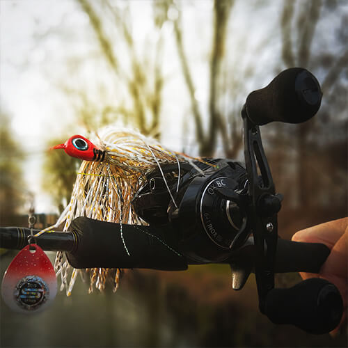 Featured Image - OX Baitcaster