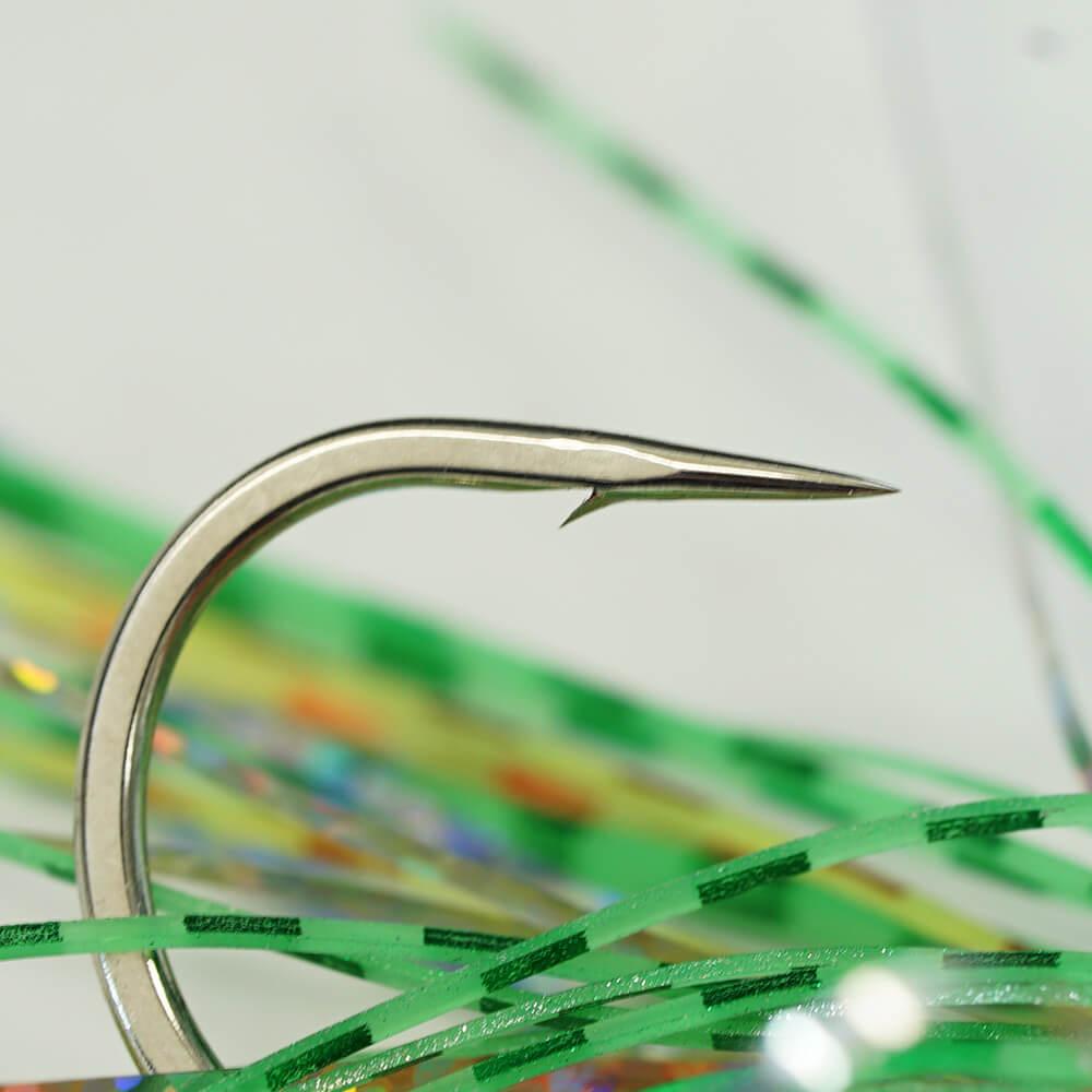 Thrillseeker - Key Feature - Gamakatsu Hook
