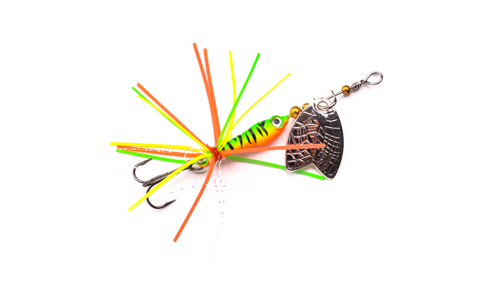 Colours_Short_Larva_Mayfly_Micro_Spinner 01 Firetiger