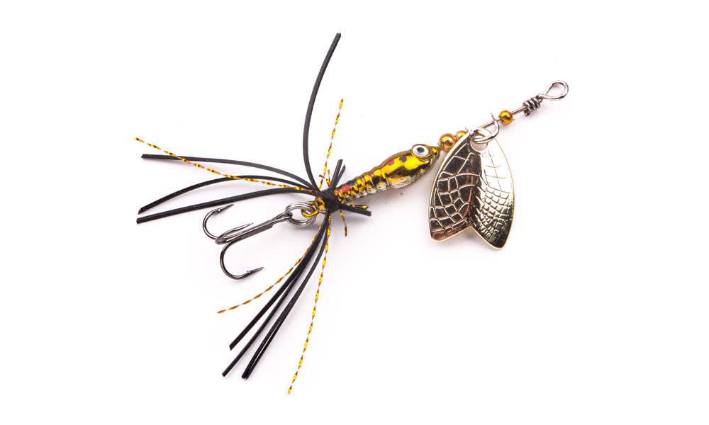 Colours_Short_Larva_Mayfly_Micro_Spinner_08_Brown_Trout
